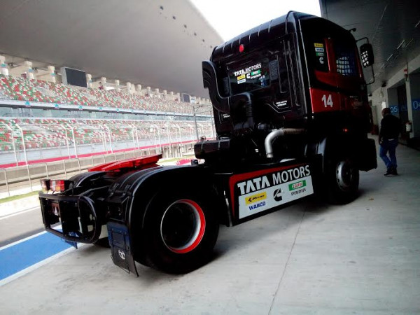 Tata Motors enters International level of racing with Prima trucks