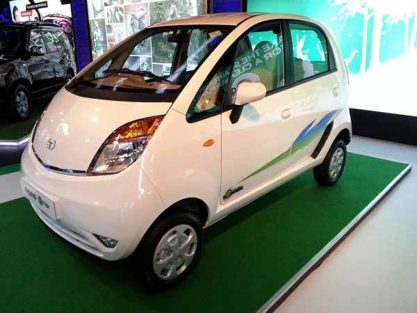 Tata Nano CNG emax tagged as most fuel efficient car with low carbonprint | CarTrade.com