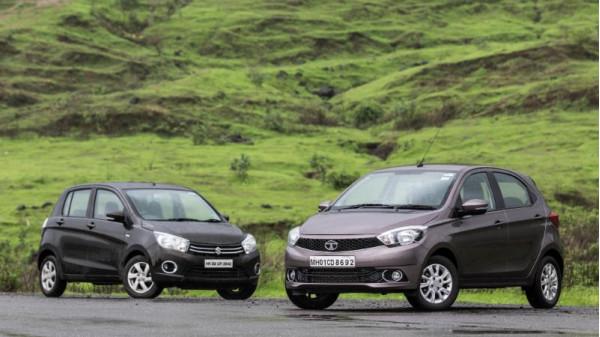Tata Tiago diesel vs Maruti Suzuki Celerio diesel