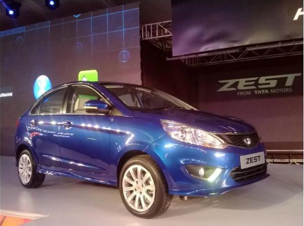 Tata unveils Zest at the Geneva Motor Show   CarTrade.com
