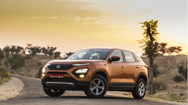 Tata Harrier Expert Review, Harrier Road Test - 207043 | CarTrade