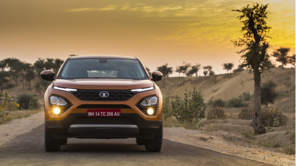 Tata Harrier First Drive Review
