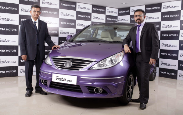 Tata Indica Vista D90 officially launched in Nepal | CarTrade.com