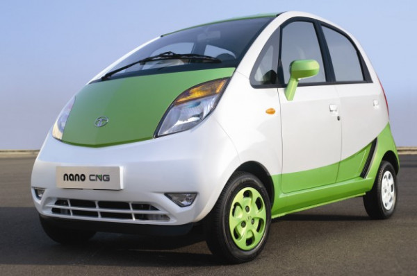 Tata Motors hoping to spark sales with the launch of Nano CNG model in India | CarTrade.com