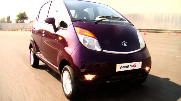 Tata Nano Twist - Designed for the urban jungle   CarTrade.com