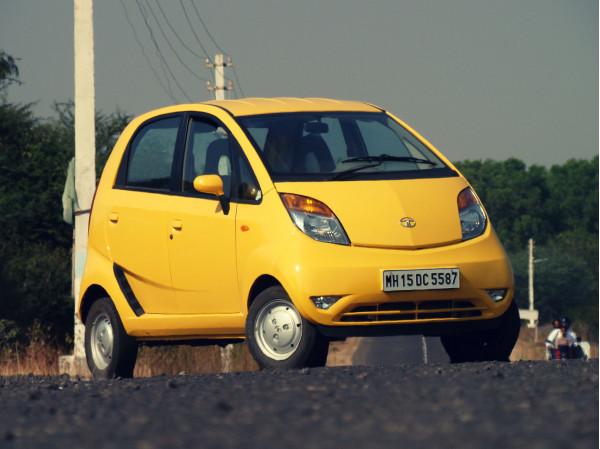 Small hatch Tata Nano has 3 Million Facebook fans | CarTrade.com