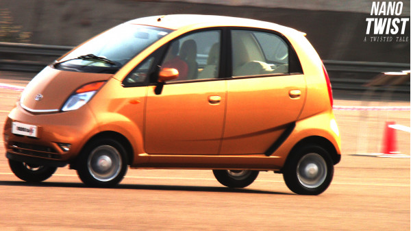 Tata Nano Expert Review, Nano Road Test - 204964 | CarTrade