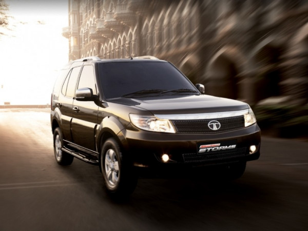 Tata Safari Storme now available in Nepal at NRS 37.85 lakh | CarTrade.com