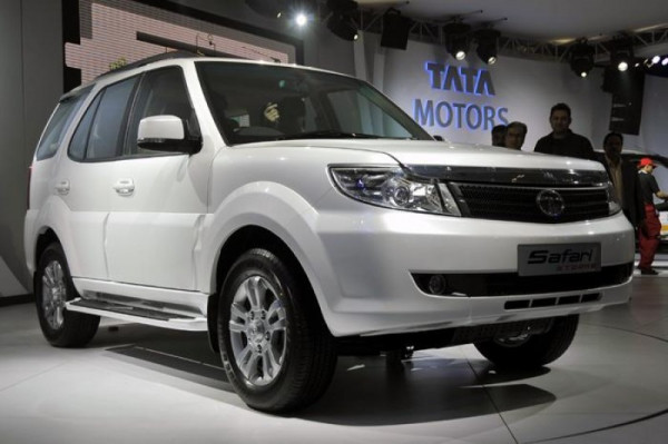 Tata Safari Storme to compete against compact SUV Duster | CarTrade.com