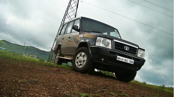Tata Sumo Expert Review, Sumo Road Test - 203192 | CarTrade