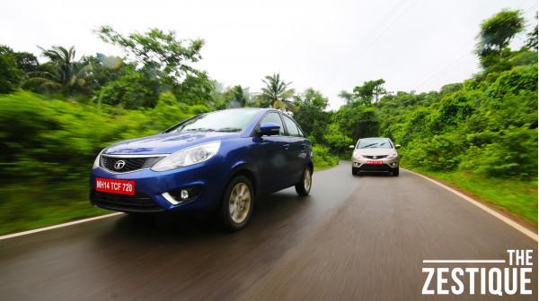 Tata Zest Expert Review, Zest Road Test - 206470 | CarTrade
