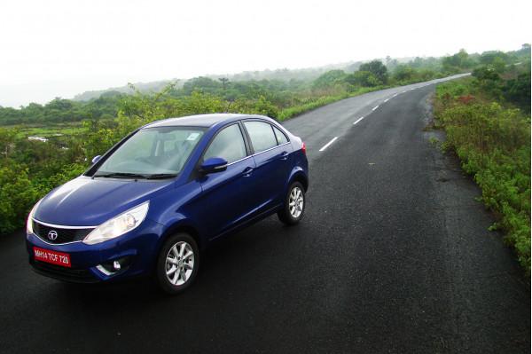 Tata Zest Expert Review, Zest Road Test - 206364 | CarTrade