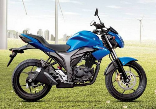 Suzuki Gixxer launched in India at Rs 72,199 | CarTrade.com