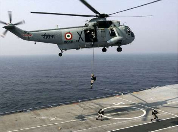 Top Indian companies like Mahindra and Tata aim to bag orders for Naval helicopter | CarTrade.com