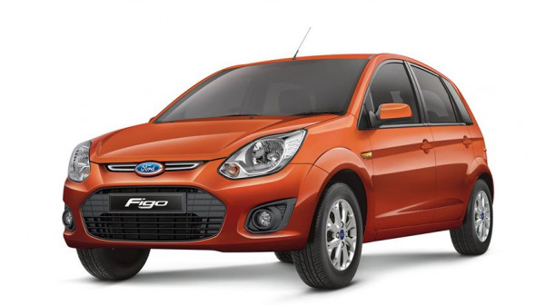 Top-selling Ford cars in India