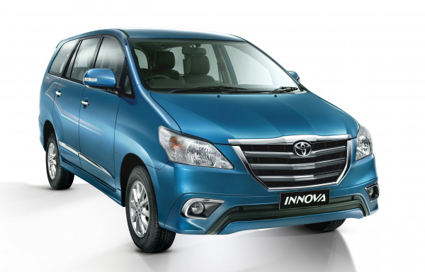 Toyota Innova shall be the new service vehicle for Delhi Police station heads | CarTrade.com