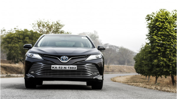 2019 Toyota Camry First Drive Review