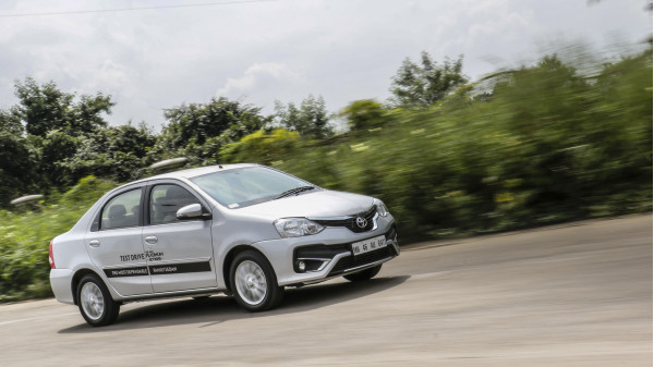 Toyota Etios Platinum first drive review - CarTrade
