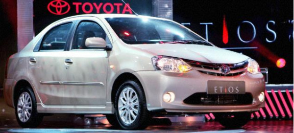 Toyota Etios hybrid may be launched in India | CarTrade.com