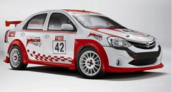 Toyota makes an announcement about the inaugural Etios Motor Racing Trophy | CarTrade.com