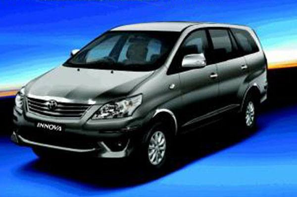 Toyota Innova Chrome Edition introduced in India | CarTrade.com