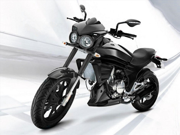 Two Words for Mahindra Mojo   s Console - Super Cool | CarTrade.com