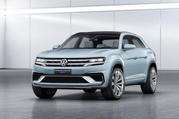 Volkswagen Cross Coupe GTE concept revealed           | CarTrade.com