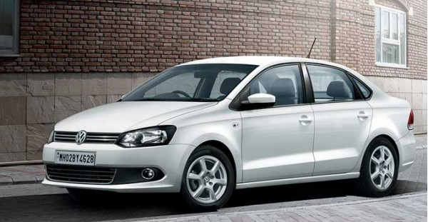Volkswagen Vento facelift launched in India at Rs 7.44 lakh | CarTrade.com