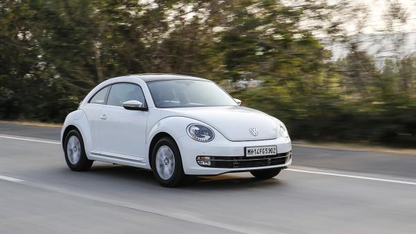 Volkswagen Beetle Review - CarTrade