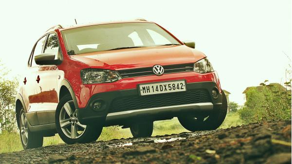 Volkswagen Cross Polo Mailer pic
