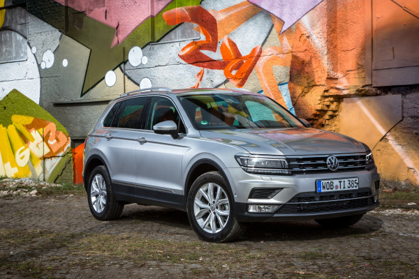 Volkswagen Tiguan Expert Review, Tiguan Road Test - 206560 | CarTrade