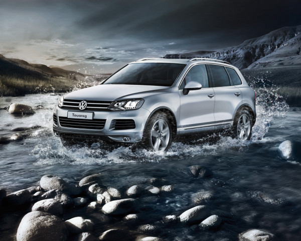 Next generation Volkswagen Touareg arrives on Indian shores at Rs. 58.5 lakhs  | CarTrade.com
