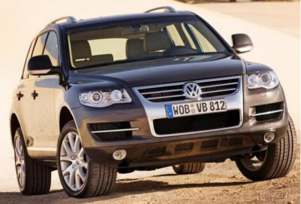 Volkswagen to launch Touareg CC to counter the competition posed by BMW X6 | CarTrade.com