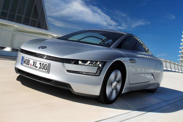 Volkswagen to unveil diesel-electric XL1 in Geneva on March 5, 2013 | CarTrade.com