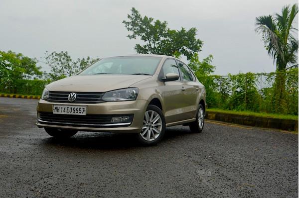 Volkswagen Vento Expert Review, Vento Road Test - 206300 | CarTrade