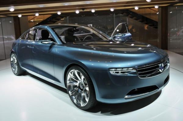 Volvo unveils Concept Coupe ahead of Frankfurt Motor Show | CarTrade.com