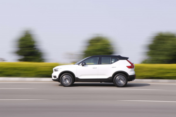 Volvo XC40 First Drive Review