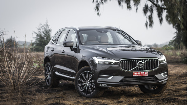Volvo XC60 Expert Review, XC60 Road Test - 206961 | CarTrade