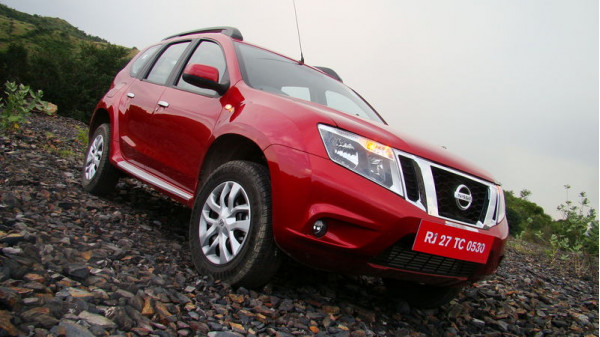 Waiting period of recently launched Nissan Terrano reaches 2 months | CarTrade.com