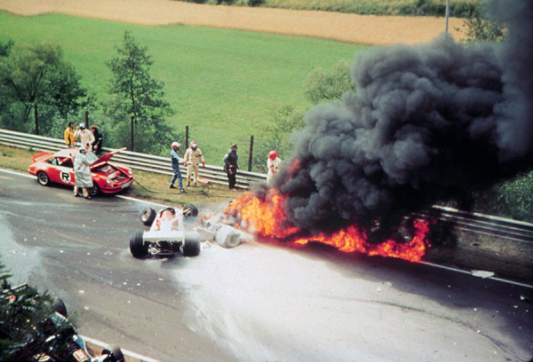 Worst Formula One Crashes Of All Time