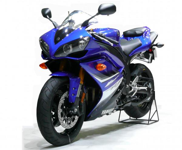 Stylish fully-faired performance bikes - Yamaha YZF-R1 Vs Hero Karizma R | CarTrade.com
