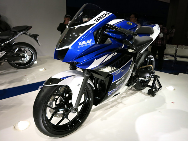 Yamaha YZF R-25 launched in Indonesia, expected to be launched in India soon | CarTrade.com