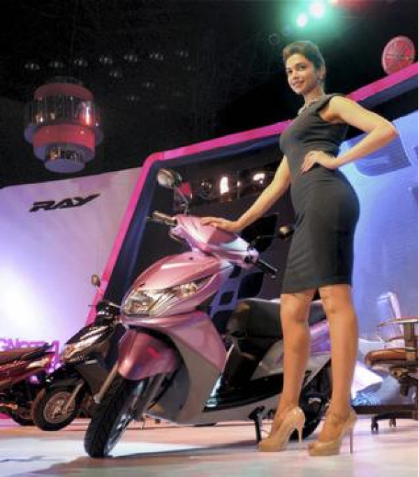 New Yamaha Ray launched in India at Rs 46,000 | CarTrade.com