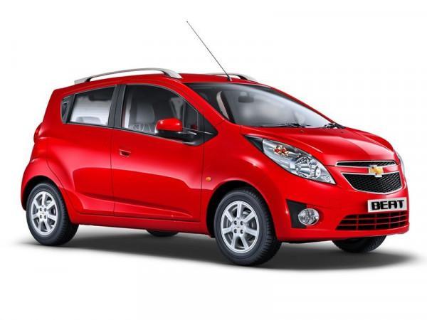 General Motors begins Chevrolet Beat export to Chile | CarTrade.com