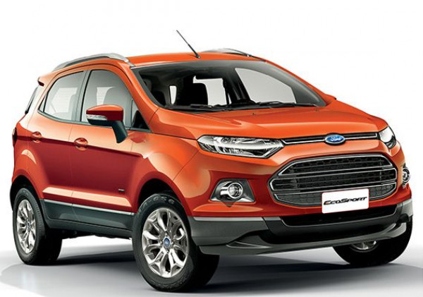 Ford keen on reducing Ecosport