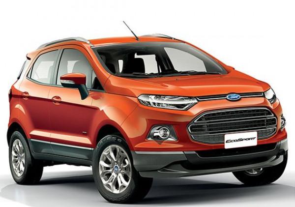 Ford Ecosport Ecoboost gets better AC cooling system | CarTrade.com