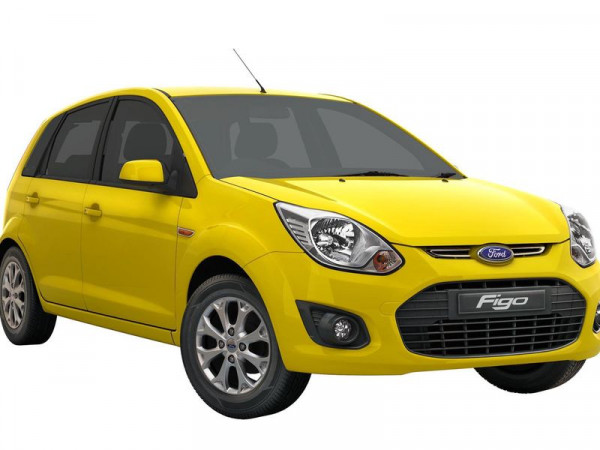 Ford likely to launch Figo Aspire compact sedan as a competitor to Maruti