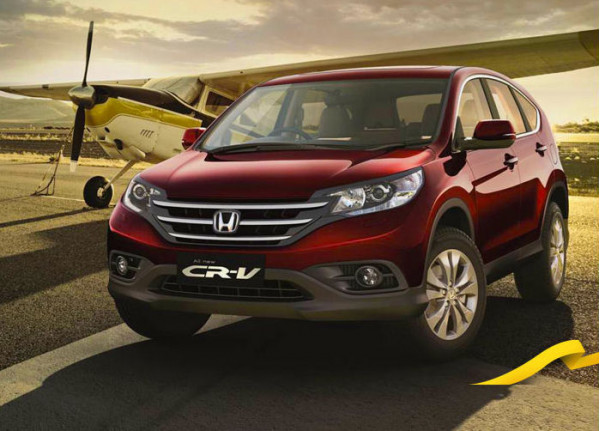 Honda launches the new CR-V in Malaysia for 1339,800 RM (Rs 23.82 lakh) | CarTrade.com