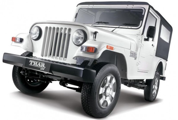 Things to expect from the upcoming Mahindra Thar facelift in India | CarTrade.com
