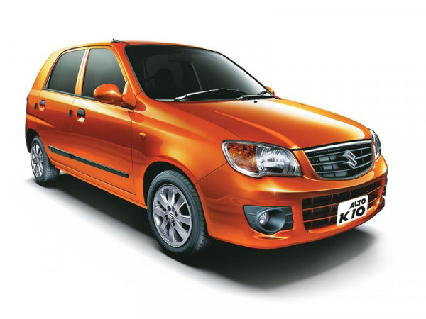 Maruti Suzuki Alto K10 likely to be launched next week | CarTrade.com